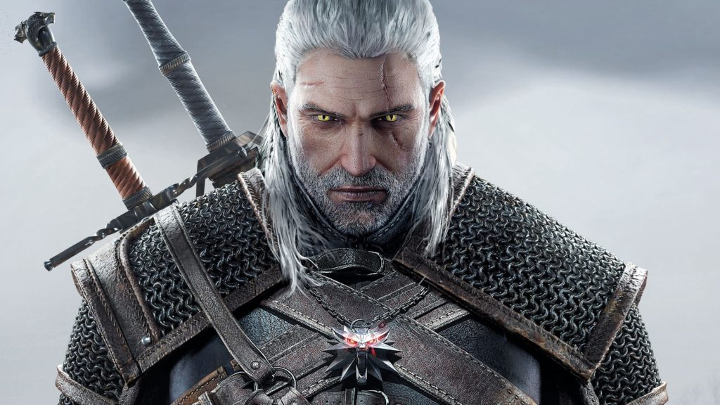 """Creating Geralt of Rivia, from """"The Witcher"""", in D&D 5th Edition (First  post!!!) – Building character!"""